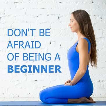 beginners yoga in essex