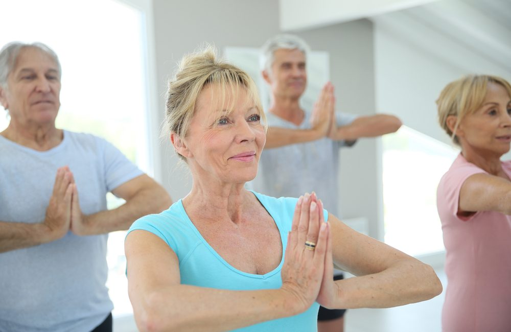 Yoga for over 40's in Billericay, Brentwood