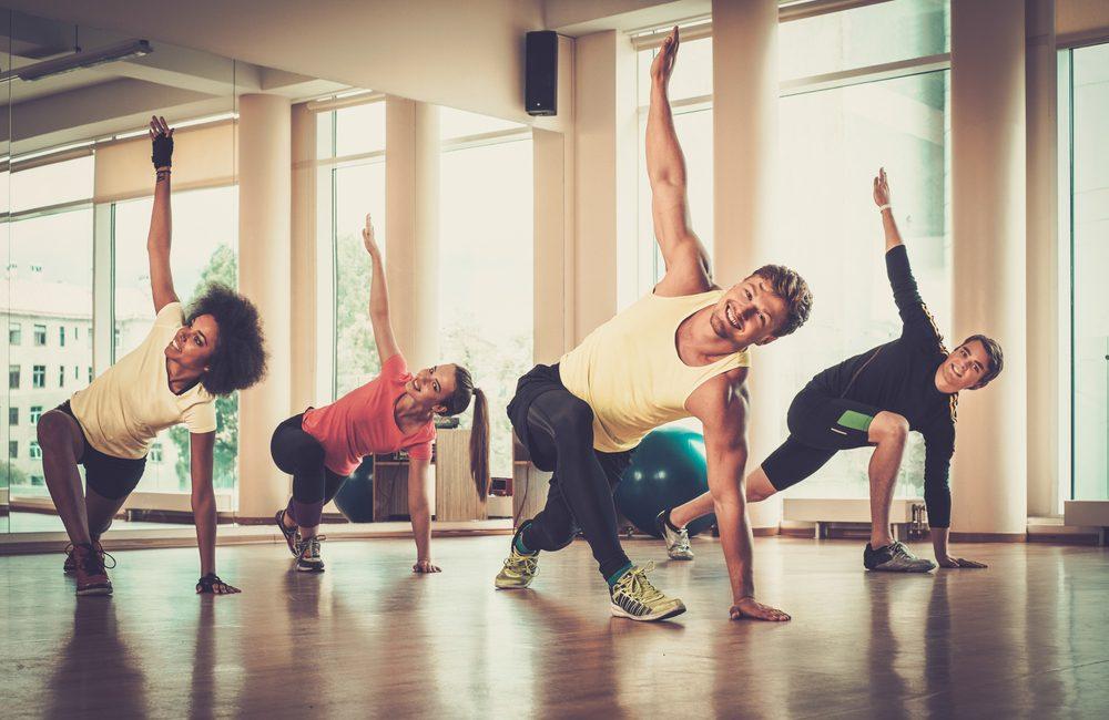 functional yoga class