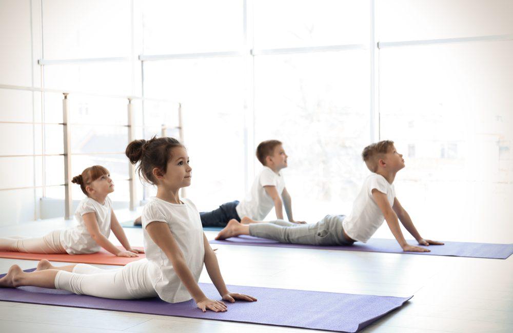 Kids yoga course